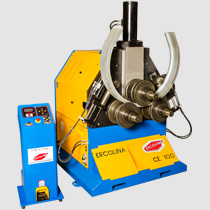 CE100 Angle Roll Bender - Pyramid Roller