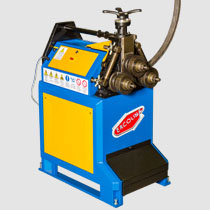 CE40 Angle Roll Bender - Pyramid Roller