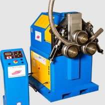 CE70 Angle Roll Bender - Pyramid Roller